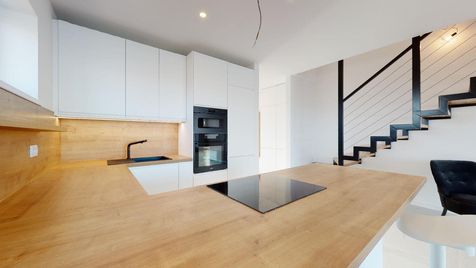 Rekreačné domy - interiér - kuchyňa | Oáza pokoja