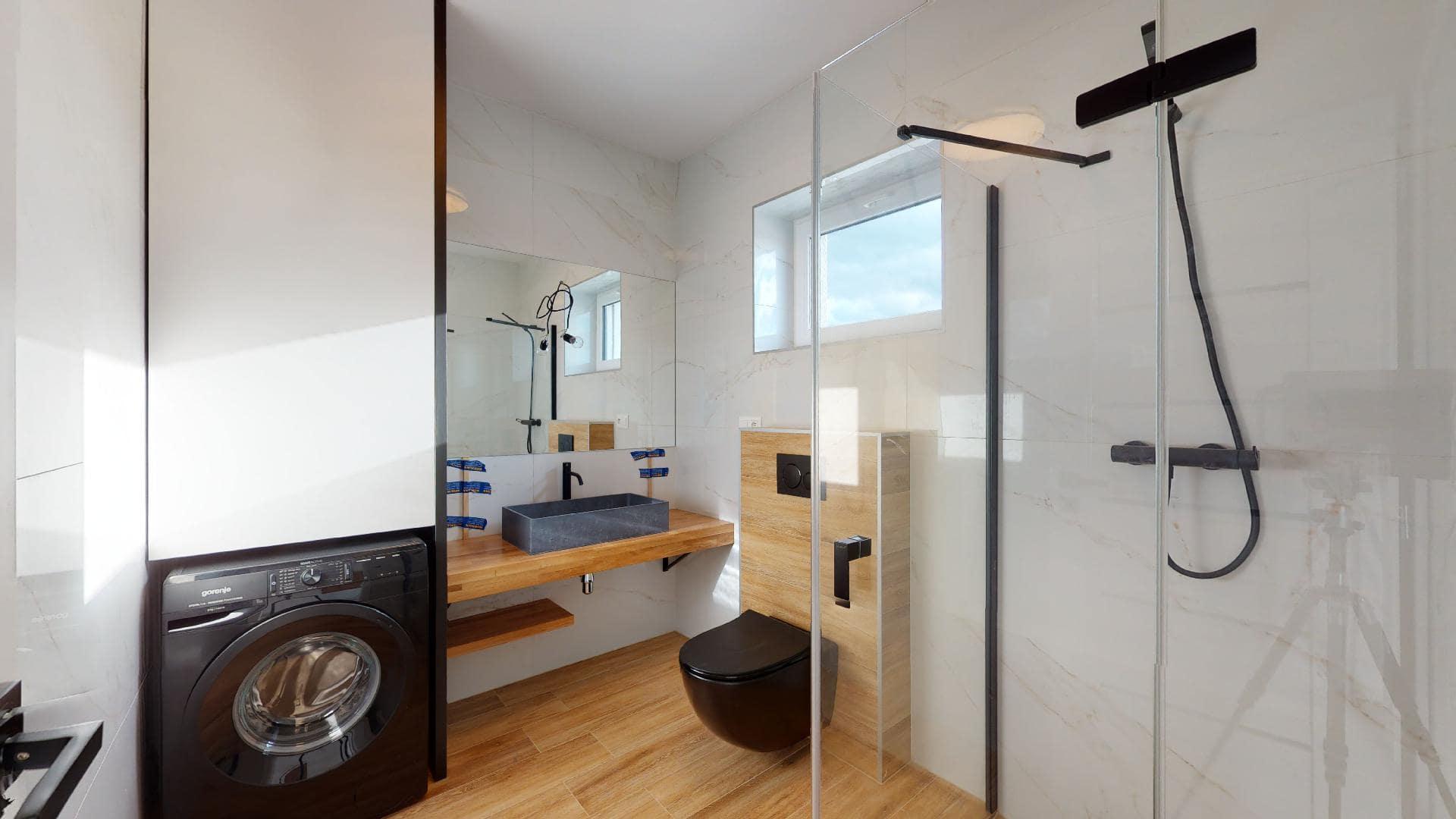 Rekreačné domy - interiér - kúpelňa | Oáza pokoja